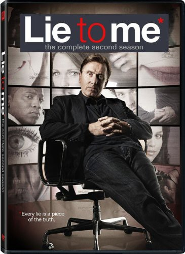 Lie To Me: Season 2 [Widescreen] [6 Discs]