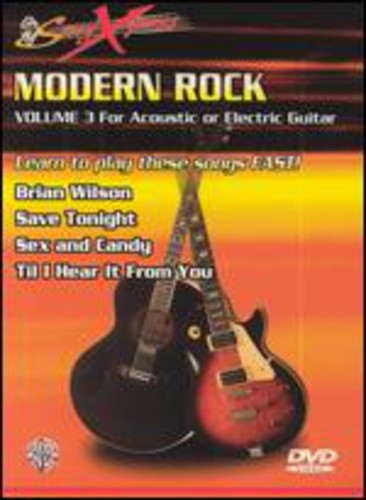 Songxpress: Modern Rock 3
