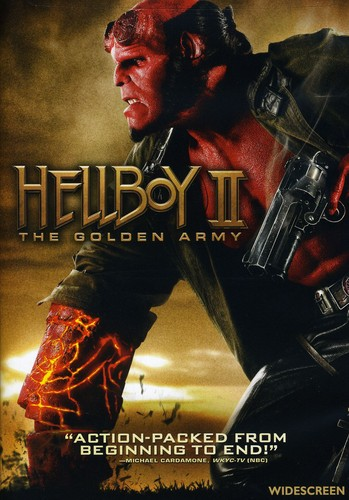 Hellboy II: The Golden Army [Widescreen]