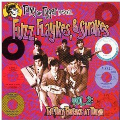 Tony the Tyger Presents: Fuzz Flakes Shakes 2 /  Various