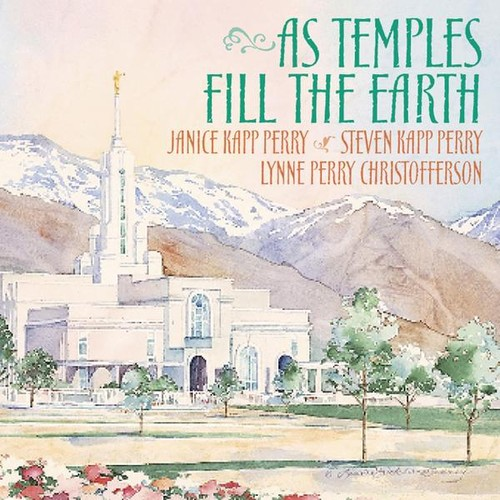 As Temples Fill the Earth
