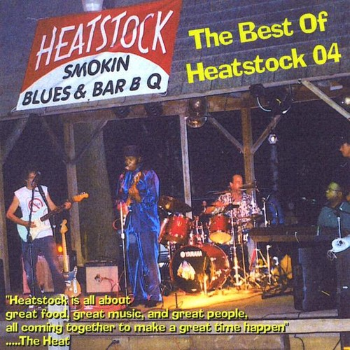 Best of Heatstock 04 /  Various