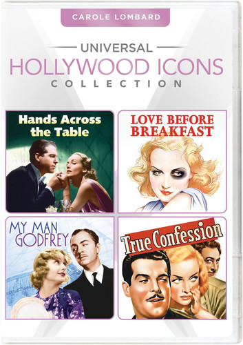 Universal Hollywood Icons Coll: Carole Lombard