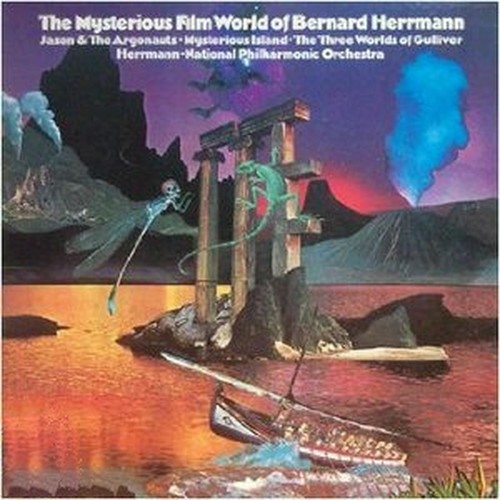 Mysterious Film World of Bernard Herrmann (Original Soundtrack)