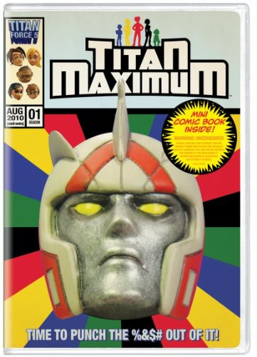 Titan Maximum: Season 1