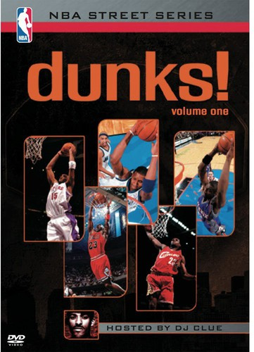 Nba Street Series: Dunks - Vol 1 & Vol 2 Set