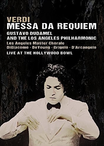 Verdi: Messa da Requiem Live at the Hollywood Bowl