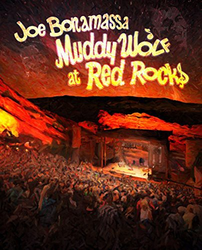 Muddy Wolf at Red Rocks