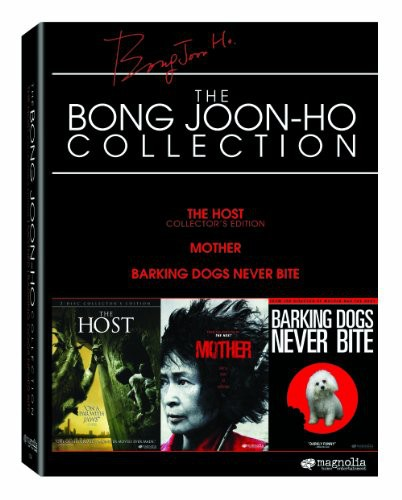 The Bong Joon-ho Collection
