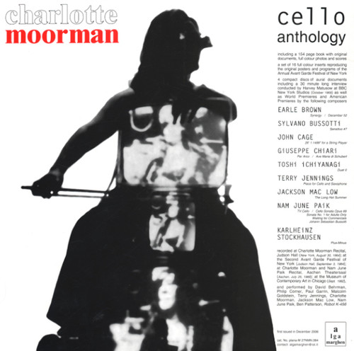 Cello Anthology