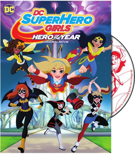 DC Super Hero Girls: Hero Of The Year