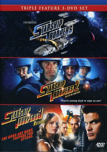 Starship Troopers 1-3