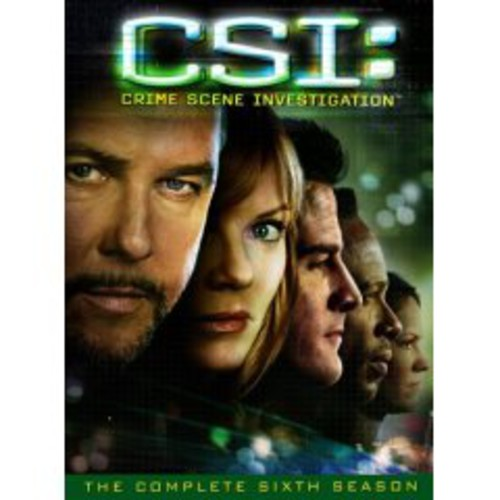 CSI: The Sixth Season