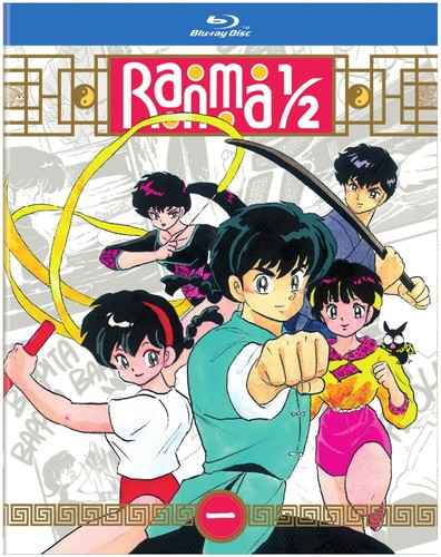 Ranma 1/ 2: Tv Series Set 1