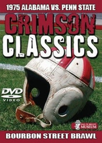 Crimson Classics 1975 Alabama Vs Penn State