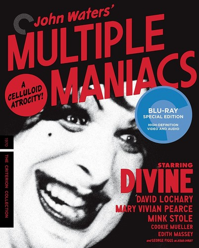 Multiple Maniacs (Criterion Collection)