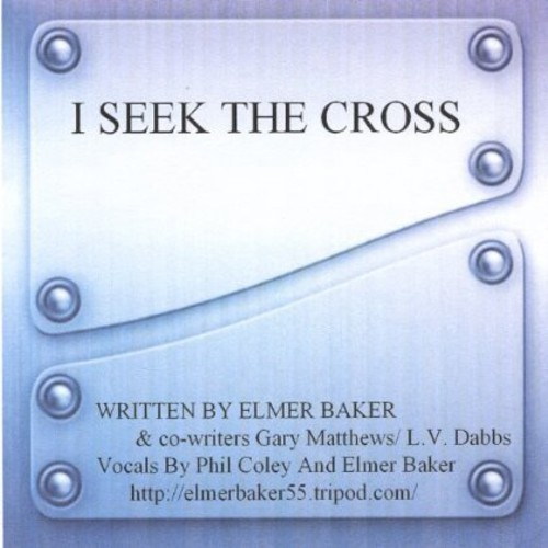 I Seek the Cross