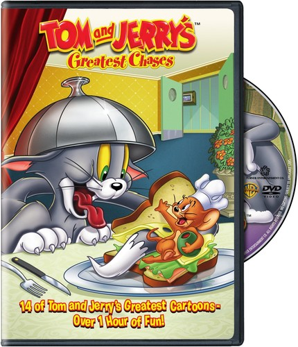 Tom and Jerry's Greatest Chases: Volume 4