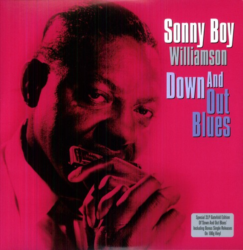 Down & Out Blues [Import]