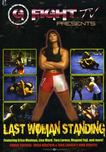 G Fight TV Studios: Last Woman Standing