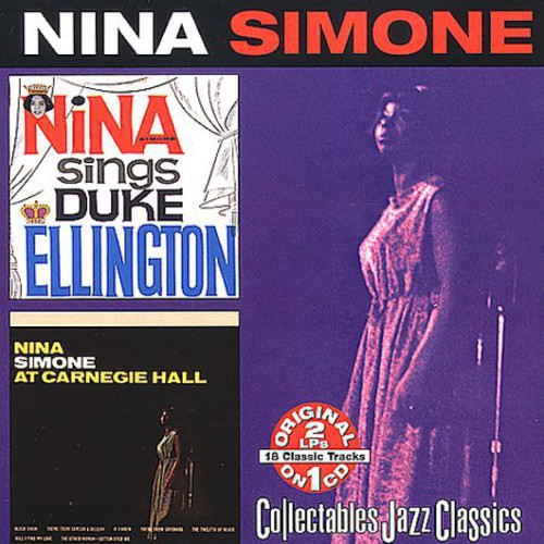 Sings Duke Ellington: At Carnegie Hall