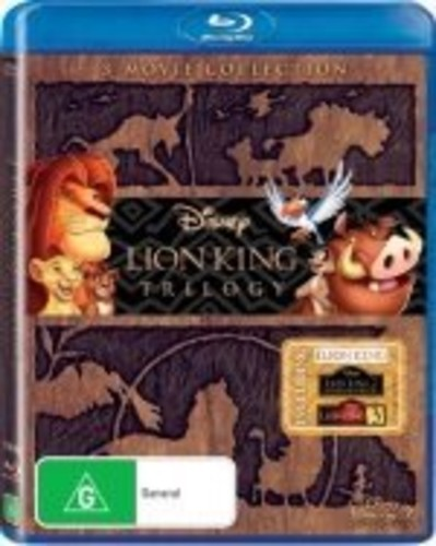 Lion King Trilogy [Import]