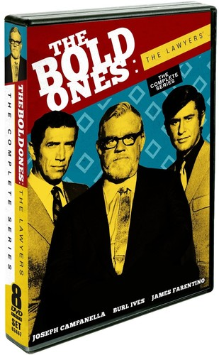 The Bold Ones - The Lawyers: The Complete Series
