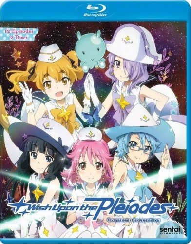 Wish Upon The Pleiades