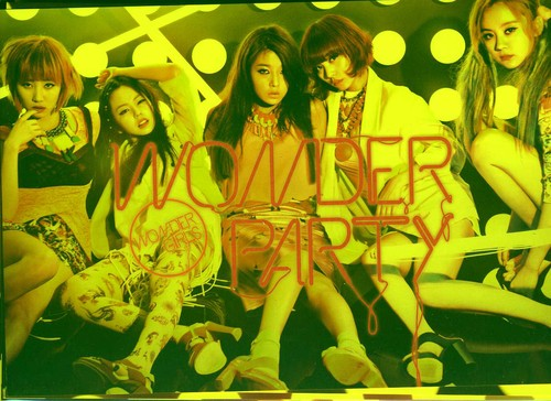 Wonder Party [Import]