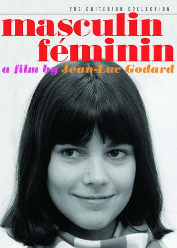 Criterion Collection: Masculin Feminin [B&W] [Subtitled] [WS] [SpecialEdition]