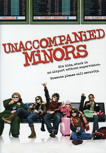 Unaccompanied Minors [Widescreen] [Full Frame]