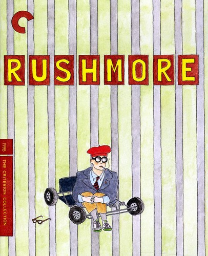 Criterion Collection: Rushmore [Widescreen] [With Collectible Poster]