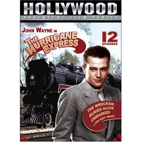 Adventure Classics, Vol. 7: The Hurrican Express
