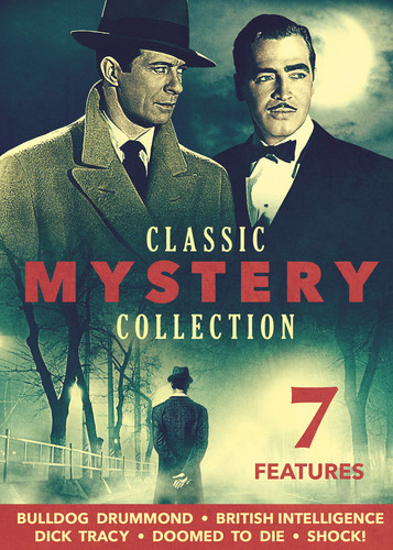 7 Feature Classic Mystery Collection