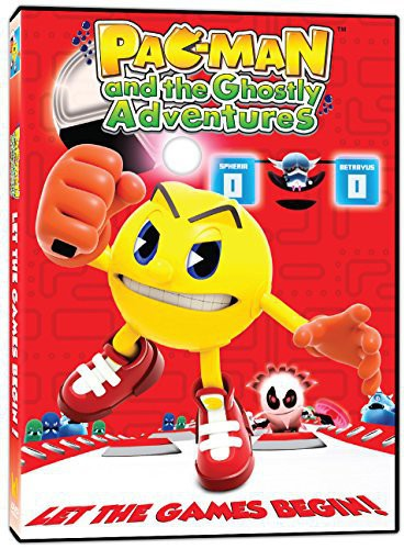 Pac-Man and the Ghostly Adventures: Let the Games Begin!