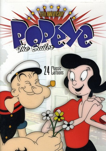 Popeye The Sailor [Remastered]