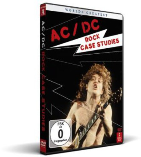 Worlds Greatest Artists: AC DC Rock Case Studies