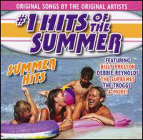 #1 Hits of the Summer: Summer Hits /  Various