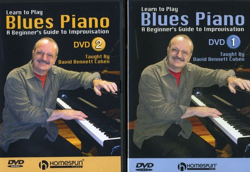 Blues Piano, Vol. 1 and 2