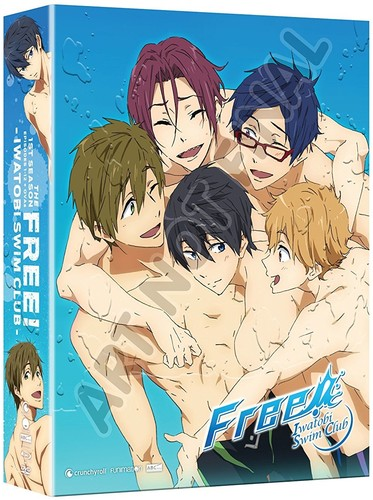 Free! - Iwatobi Swim Club: Season One