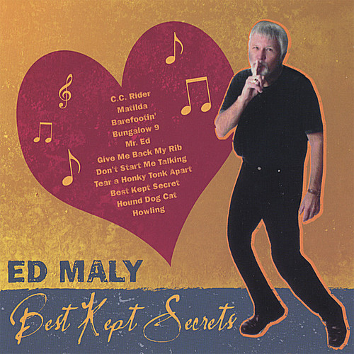 Maly, Ed : Best Kept Secrets
