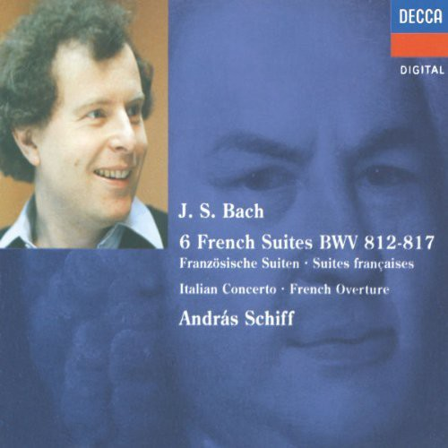 French Suites /  Italian Concerto