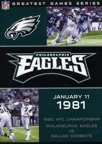 Philadelphia Eagles 1980 NFC Championship Game
