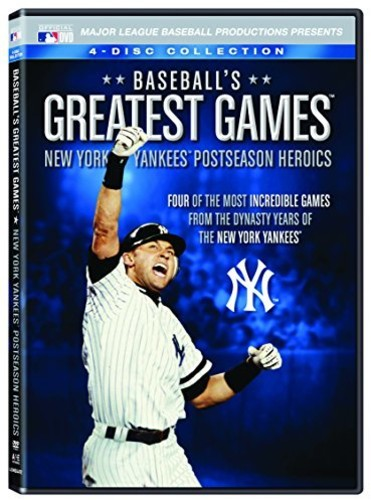Baseball's Greatest Games: New York Yankees' Postseason Heroics