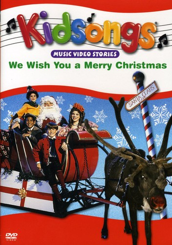 Kidsongs: We Wish You Merry Christmas