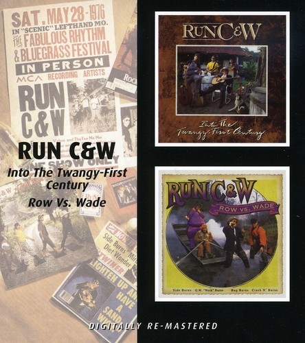 Into the Twangy-First Century /  Row Vs Wade [Import]
