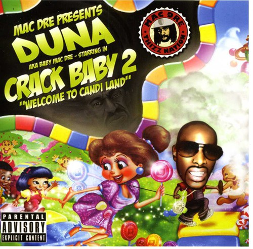 Crack Baby, Vol. 2 [Explicit Content]