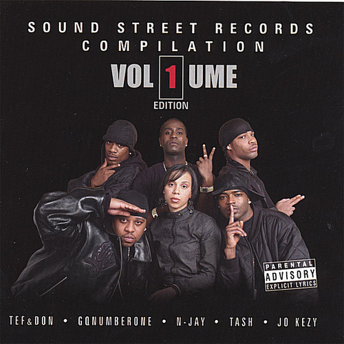 Sound Street Records Compilation 1