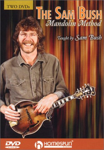 Sam Bush: Mandolin Method