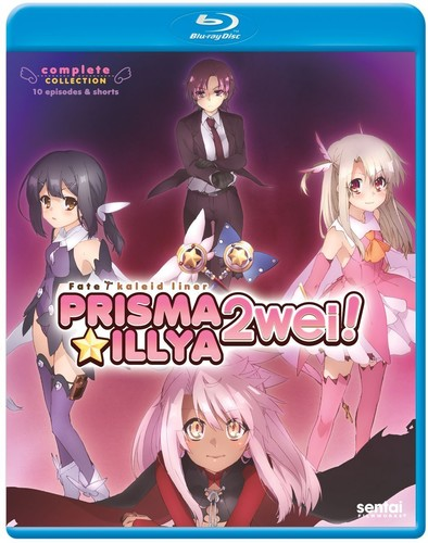 Fate /  Kaleid Liner Prisma Illya 2We